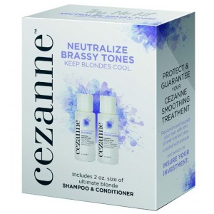 Cezanne Ultimate Blonde Try Me Duo